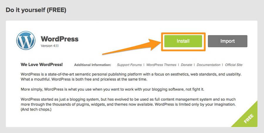 install_WordPress___free_WordPress_install