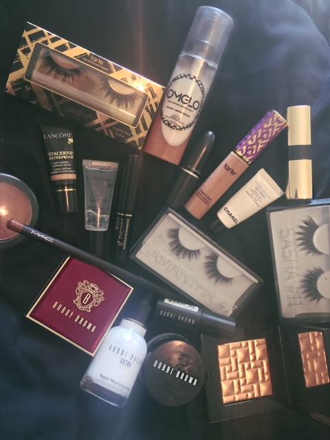 Nicolle Kiyomi Makeup Bag